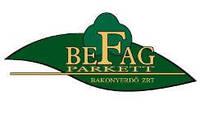 Однополосная паркетная доска Вefag (Бефаг)