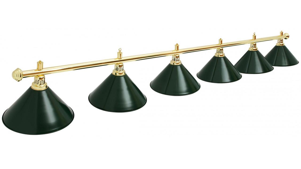 Світильник більярдний Evergreen 6 плафонів