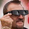 Очки Бинокль ZOOM x300-400% приближение для рыбаков и охотников