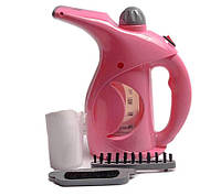 Вертикальный отпариватель ручной утюг Аврора A7 - Розовый