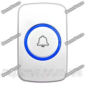 """Беспроводная тревожная кнопка. Радио кнопка """"Дверной звонок/SOS"""" для охранной сигнализации.Кнопка"""