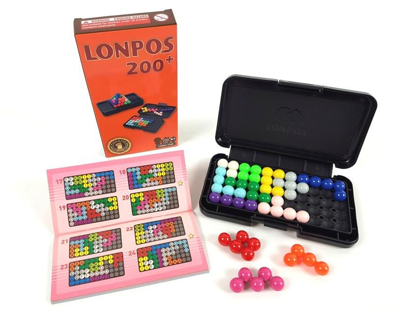 Игра головоломка Lonpos 200+