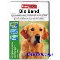 BEAPHAR Bio Band For Dogs натуральный ошейник от насекомых, 65 см