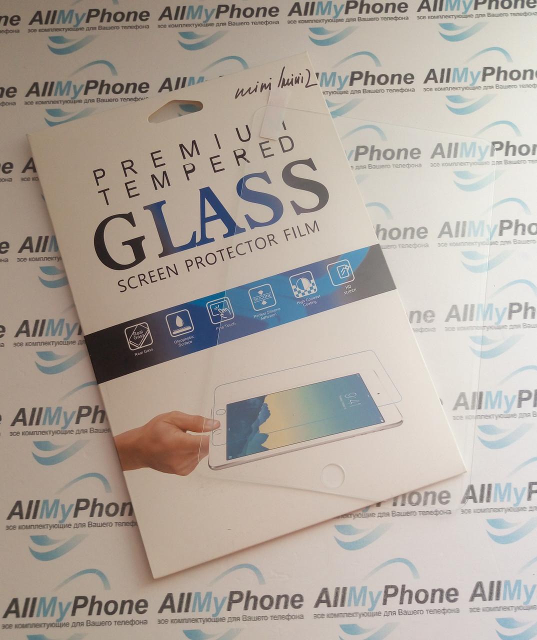 Закаленное стекло для планшета Apple iPad Mini/Mini 2 с закругленными краями