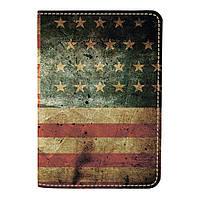 Обложка для паспорта Fisher Gifts 746 Американский флаг