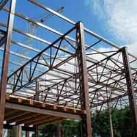 Несущие и ограждающие конструкции производственных сооружений