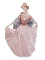 Статуетка порцеляновий Леді 30 см Pavone CMS - 20/22, фото 1