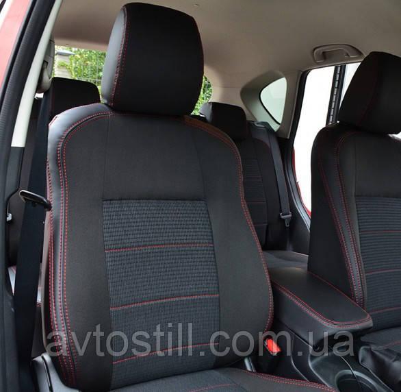 Чехлы на сидения Mazda CX-5 2015-2017