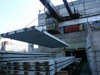 Монтаж монолитных железобетонных конструкций и изделий