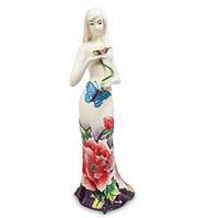 Порцелянова статуетка Дівчина 32 см Pavone JP-247/ 3