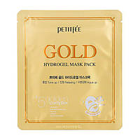 Petitfee Gold Hydrogel Mask Pack Гидрогелевая маска для глаз c золотом