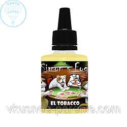 """Жидкость Simon's Fog """"El Tobacco"""" (Сладкий Табак)"""