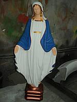 Скульптуры для памятников. Статуя Божьей Матери. Покрова 100 см бетон