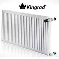 Радиатор стальной Kingrad 500*500 Тип 22 (глубина 100 мм)