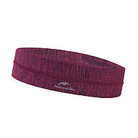 Повязка на голову спортивная NatureHike Outdoor Sport Sweatband NH17Z020-D