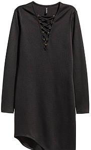 Платье H&M Jersey Dress With Lacing