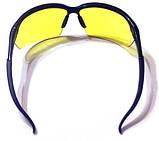 Очки желтые ESAB Warrior Spec Amber, фото 3
