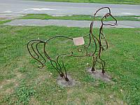 """Кована фігура """"Кінь"""""""