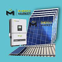 Мережева сонячна станція 30 кВт, фото 1