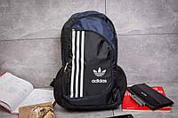 Рюкзак унисекс Adidas, темно-синий (90073),  [   1  ]