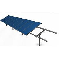 Система кріплення сонячних модулів для даху
