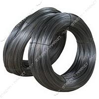 Проволока вязальная черная d1мм 50м