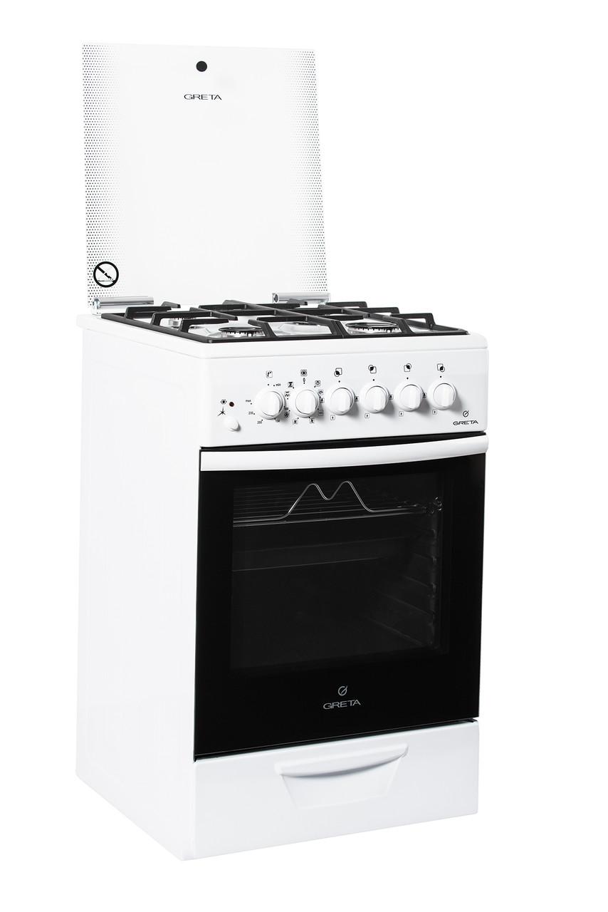 Плита газ-електро GRETA 1470-ГЭ 17