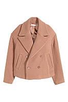 Пальто H&M Short Wool-blend EUR 36