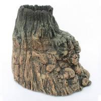 Aquael Resin Volcano 5154 декоративная скала-вулкан