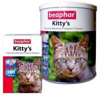 BEAPHAR Kitty's Mix комплекс витаминов для кошек, 180т