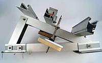 Алюмінієве кріплення на одну панель