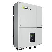 Инвертор напряжения сетевой GROWATT 5000 MTLS (5 кВт, 1-фазный, 2 МРРТ)