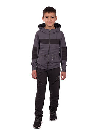 """Спортивный костюм для мальчиков """"Дастин"""", фото 2"""