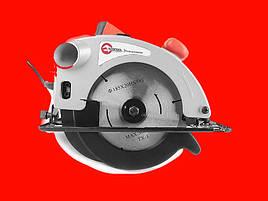 Дисковая пила 1.2 кВт 185 мм Intertool DT-0612