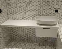 Тумбы в ванную из фанеры. Мебель из фанеры