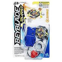 Игровой набор Бейблейд Hasbro Beyblade Burst Zeutron Z2 с запуском
