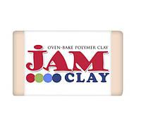 Полимерная глина Jam Clay Карамель 20 грамм 1 шт