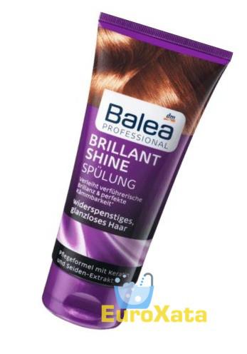 Профессиональный бальзам BALEA Professional Brilliant Shine 200мл (Германия)
