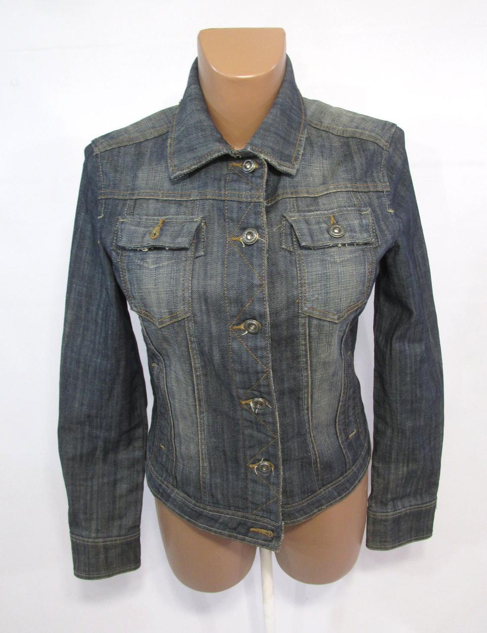 Куртка джинсовая MNG Jeans, М (12), Отл сост!