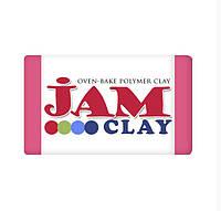 Полимерная глина Jam Clay Малиновый мусс 20 грамм 1 шт