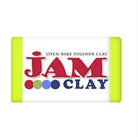 Полимерная глина Jam Clay Желтый лайм 20 грамм 1 шт