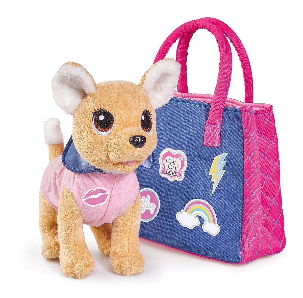 Собачка Фешн Чихуахуа Городской стиль с сумочкой CHI CHI LOVE Simba 5893244