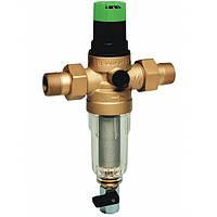 Самопромывной фильтр Honeywell FK06F 1AA с регулятором давления
