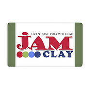 Полимерная глина Jam Clay Оливковая 20 грамм 1 шт