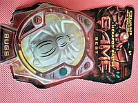 Микро-робот Жук , инерционная игрушка  на батарейках