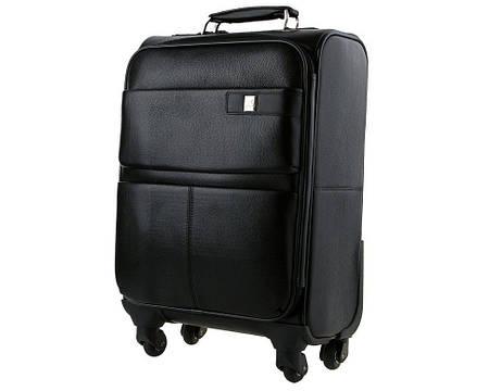 Кожаный чемодан для ручной клади Luxon 876909-18