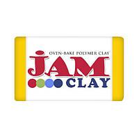 Полимерная глина Jam Clay Желтая (Солнечный луч) 20 грамм 1 шт