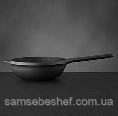 Сковорода глубокая BergHOFF GEM без крышки, 28 см, 3.9 л, 2307314