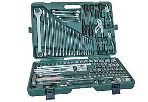 Универсальный набор инструментов 128 ед, Jonnesway, S04H524128S , фото 2