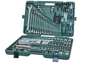 Универсальный набор инструментов 128 ед, Jonnesway, S04H524128S , фото 3